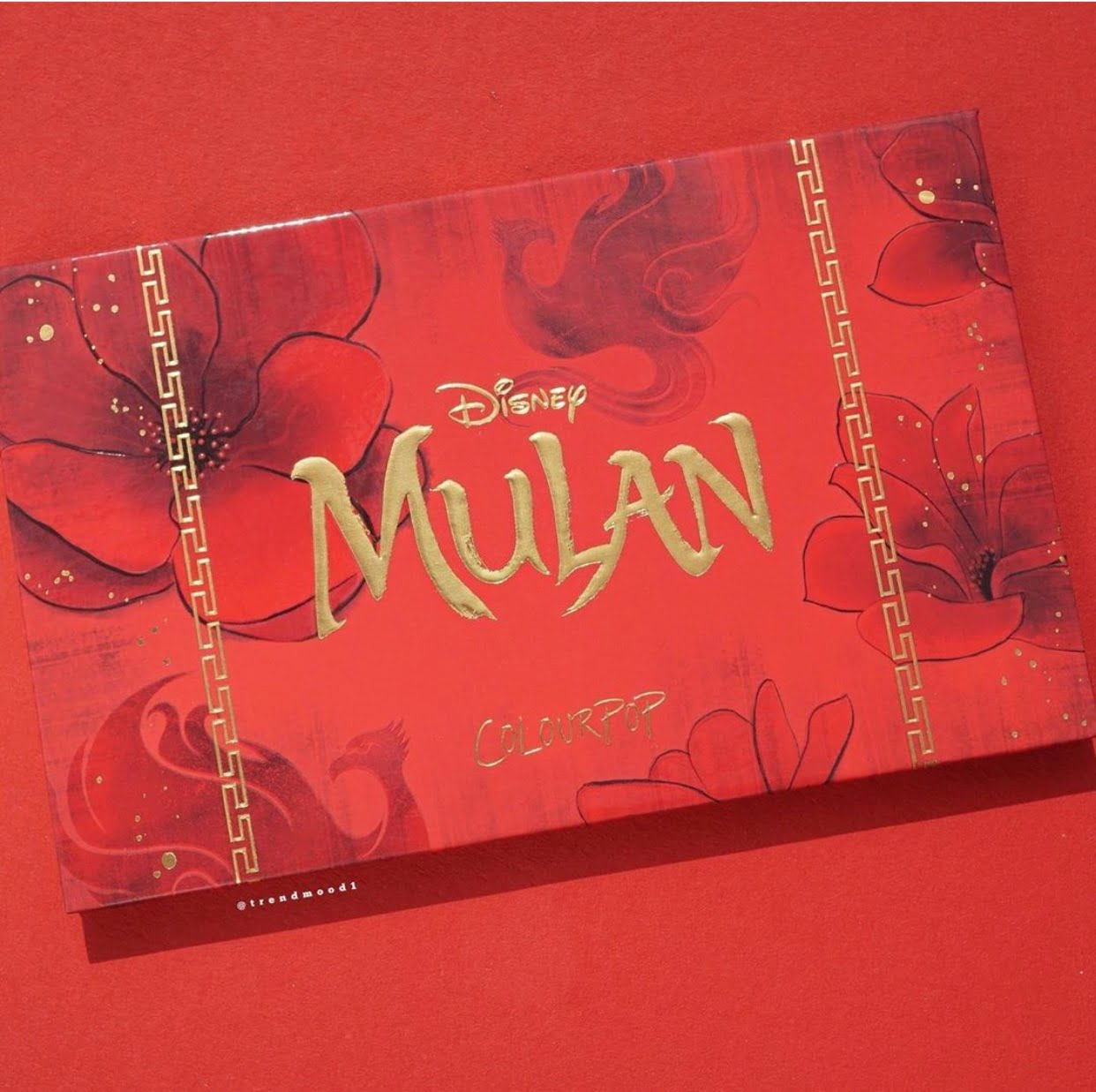 ColourPop Disney Mulan Collection - FULL REVEAL & SWATCHES!