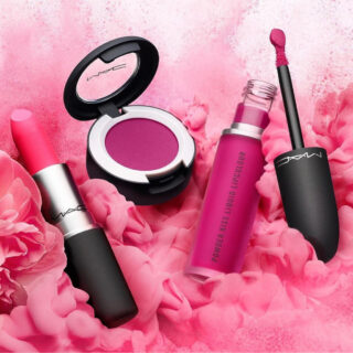 MAC Powder Kiss Collection
