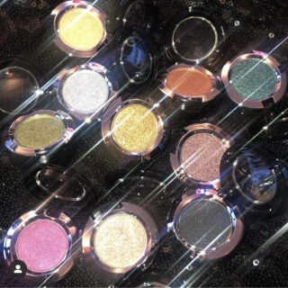 MAC Dazzleshadow Extreme Eyeshadows