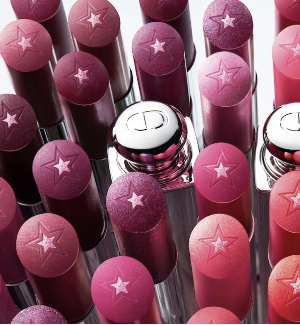 DIOR Addict Stellar Halo Shine Lipstick Collection