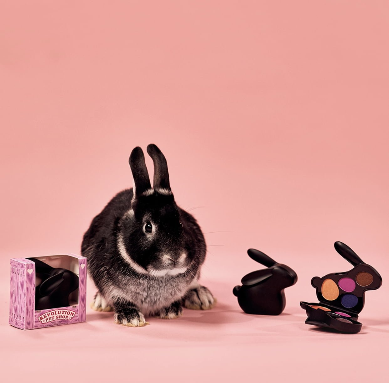 I Heart Revolution Bunny Shadow Palette Collection