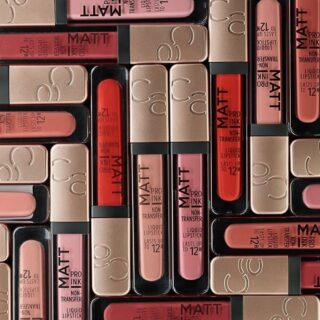 Catrice Matt Pro Ink Non Transfer Liquid Lipstick Collection