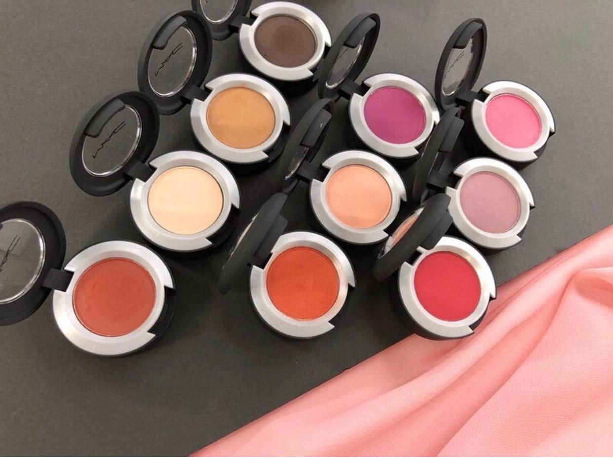 MAC Powder Kiss Eyeshadows