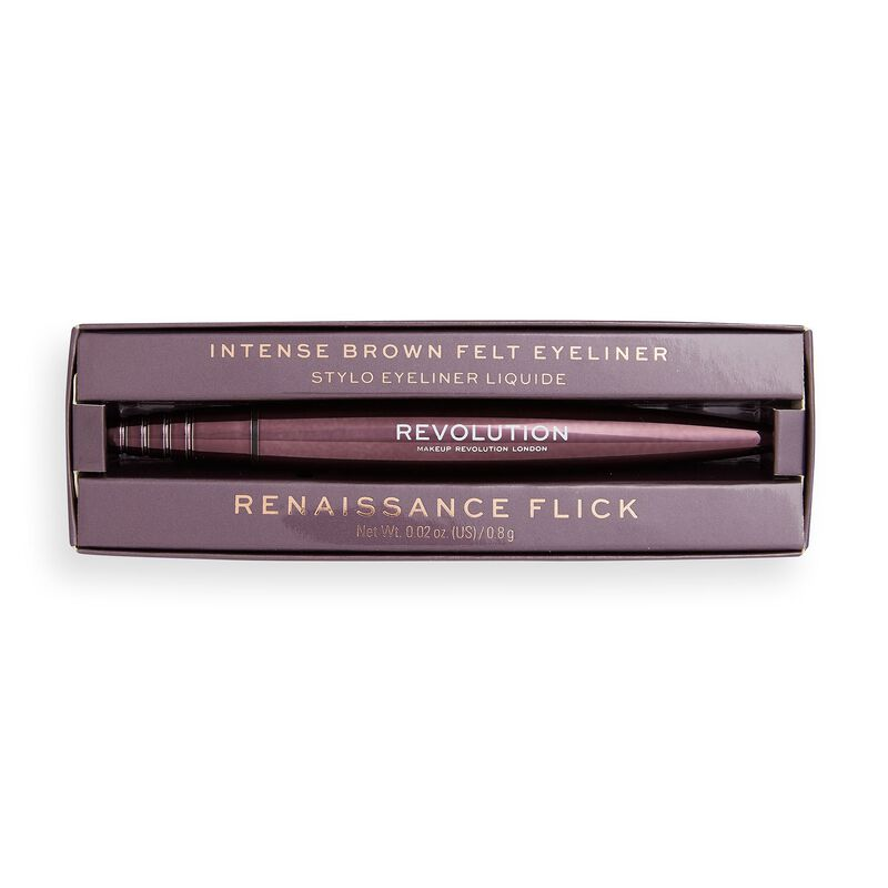 Revolution Intense Brown Renaissance Flick Eyeliner