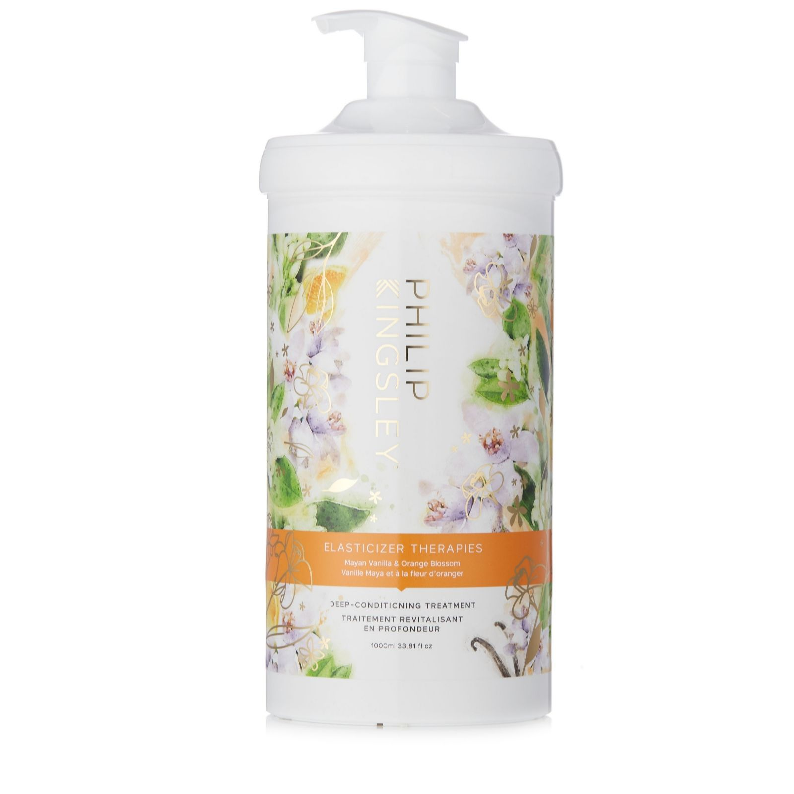 Philip Kingsley Mayan Vanilla and Orange Blossom Elasticizer