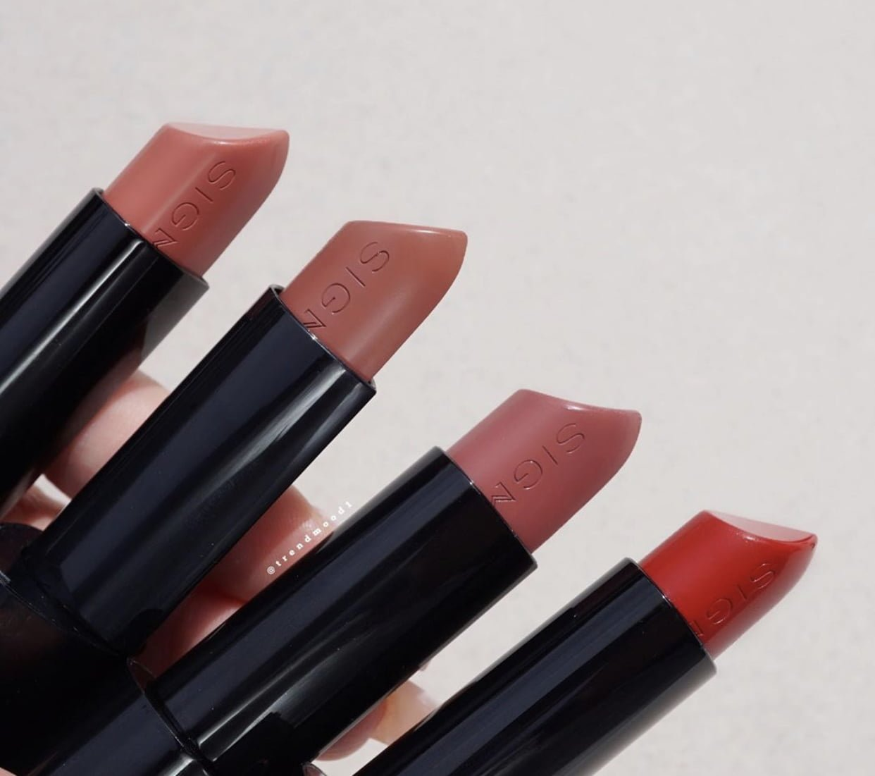 Sigma Infinity Point Lipstick Collection