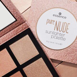 Essence Pure Nude Sunlighter Palette