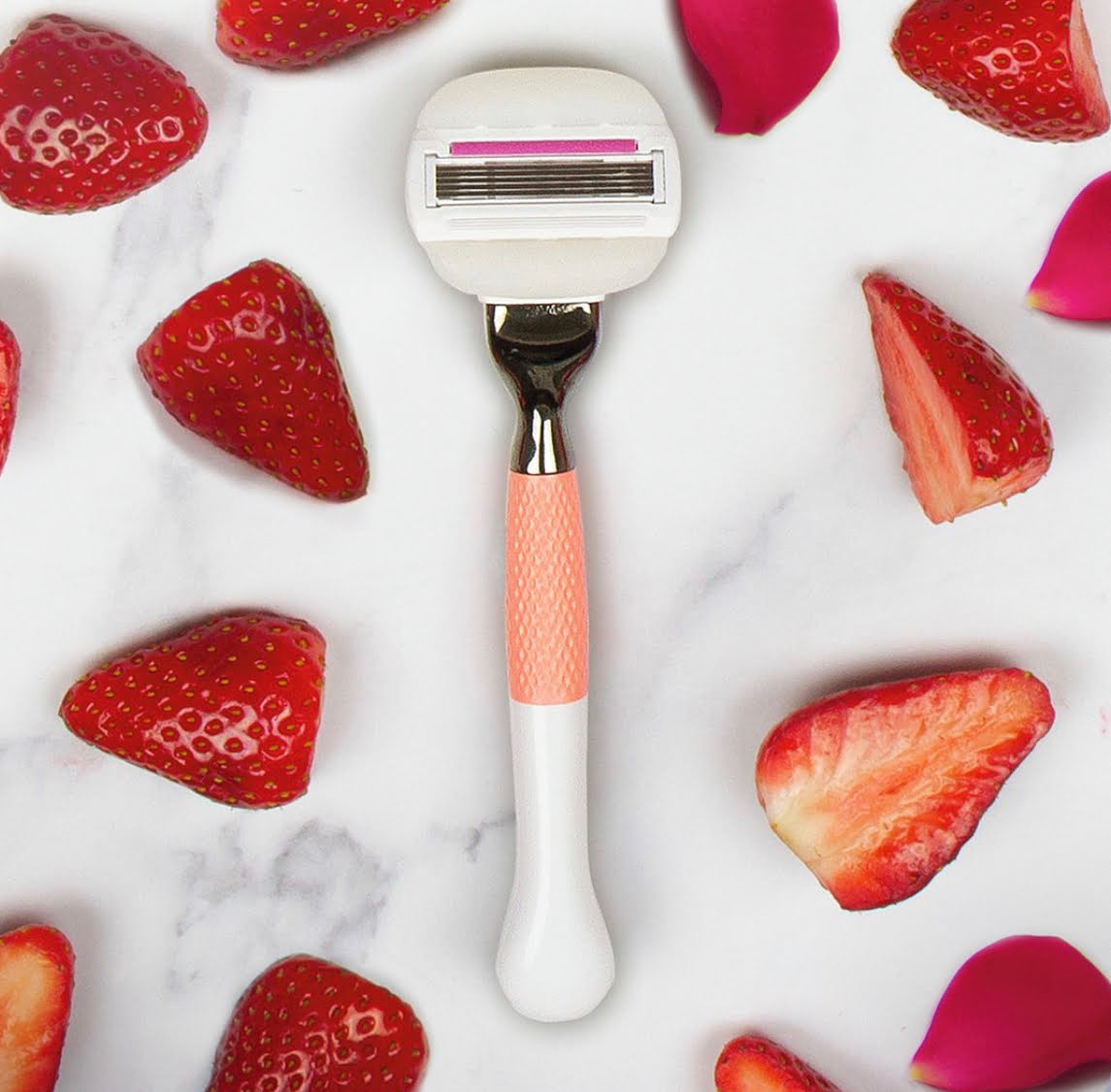 Gillette Venus Strawberry Edition Razor