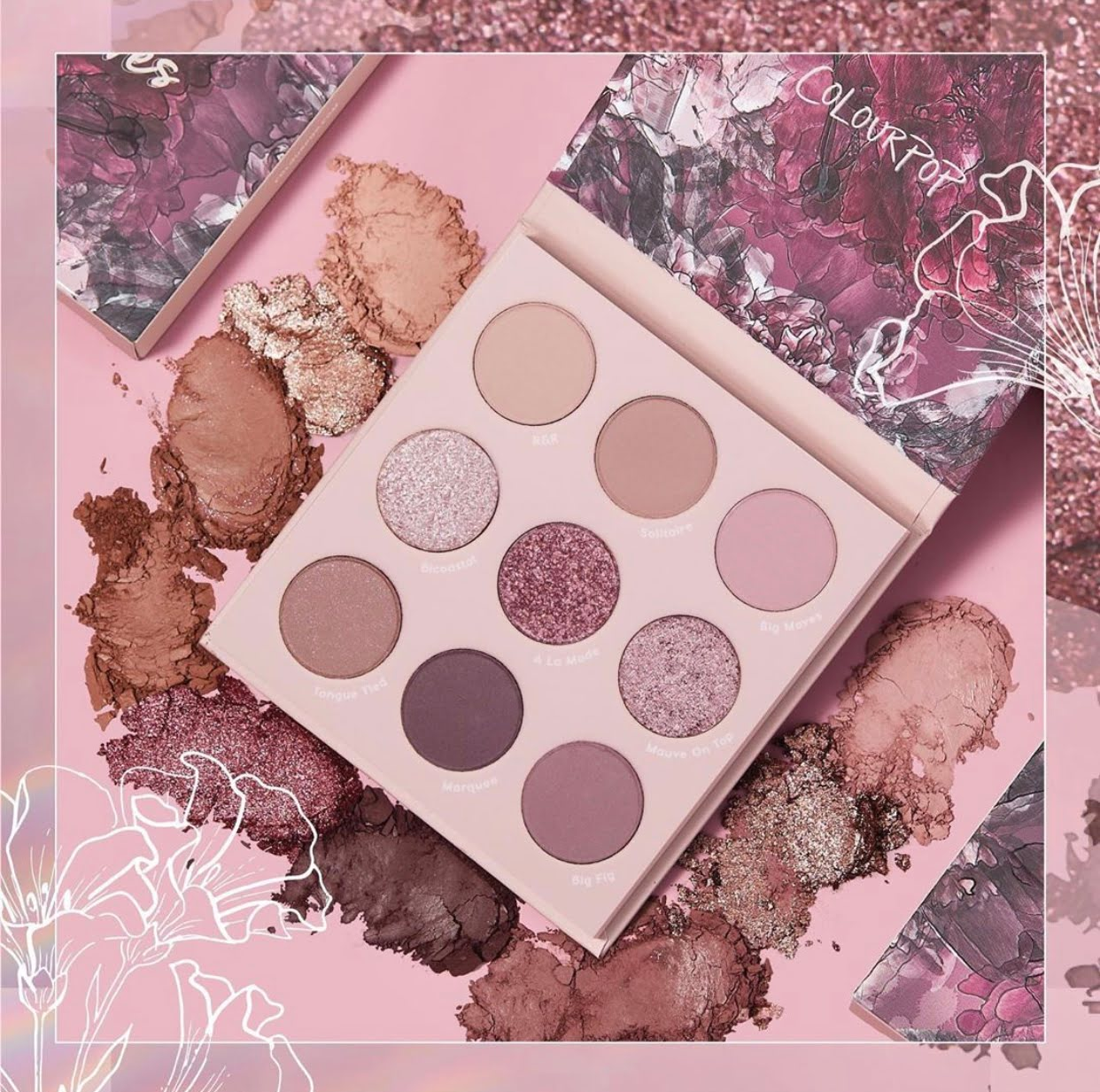 ColourPop Making Mauves Collection