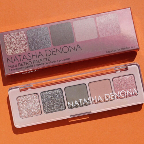 Natasha Denona Mini Retro 5 Eyeshadow Palette
