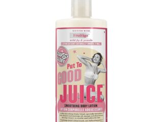 Soap and Glory Put To Good Juice Smoothing Body Lotion
