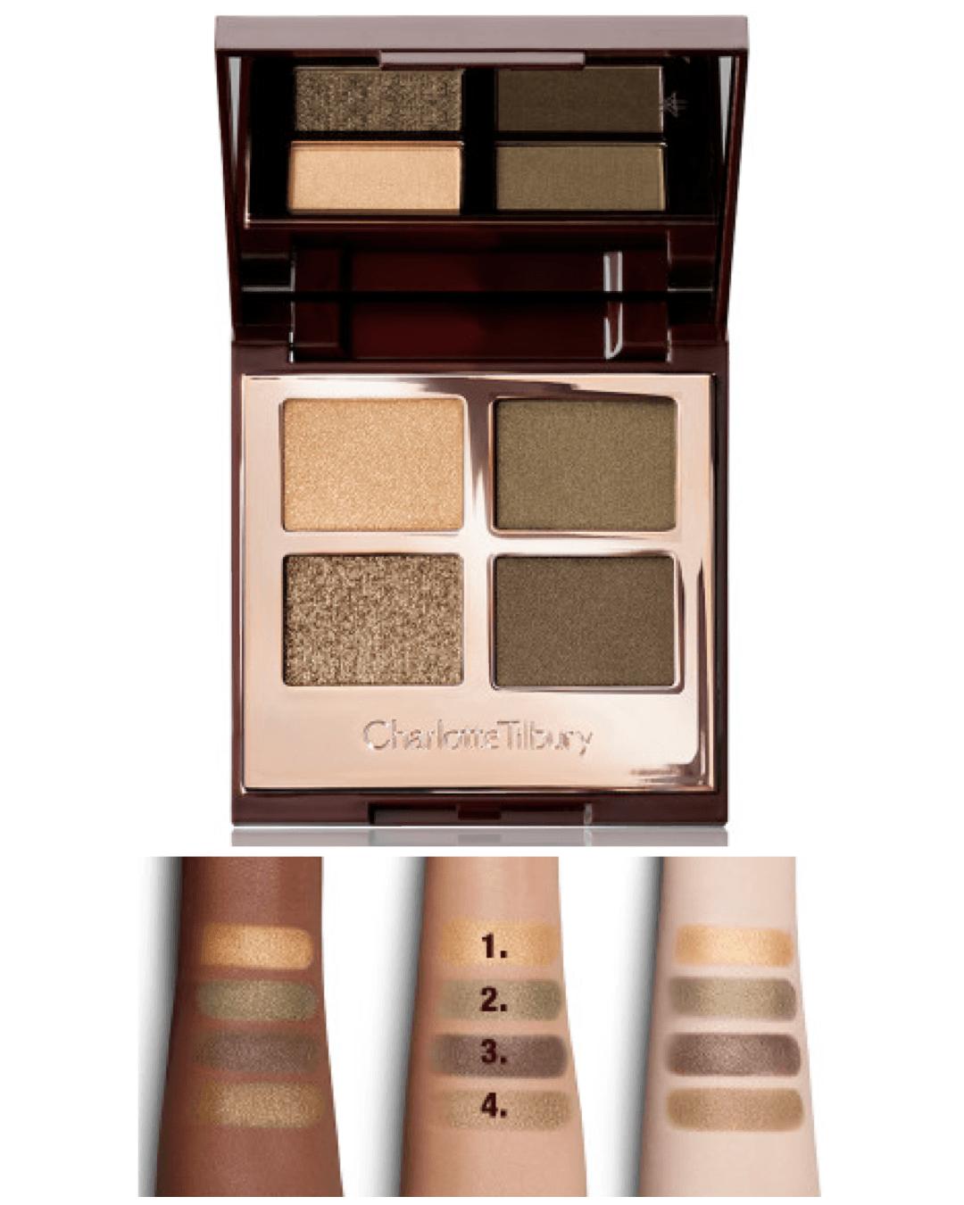 Charlotte Tilbury Luxury Palette - 4 NEW PALETTES!