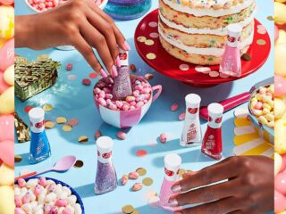 Sally Hansen Insta-Dri x Jelly Belly Nail Polish