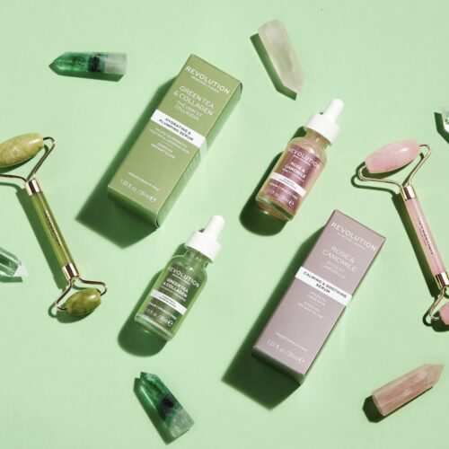 Revolution Skincare Rose Quartz Roller