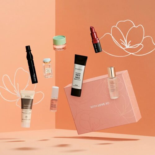 Bobbi Brown With Love XO Beauty Box