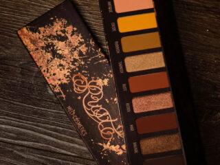 Melt Cosmetics Rust Eyeshadow Palette