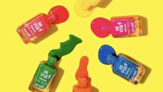 Barry M Hi Vis Neon Nail Paints Collection