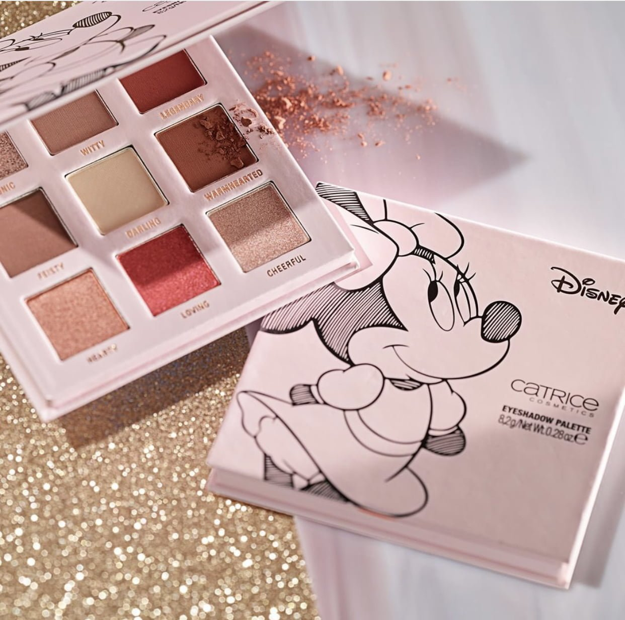 Catrice x Disney Minnie and Daisy Collection