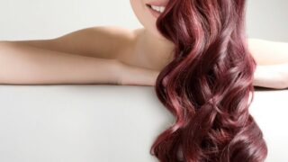 DIY Rose Gold Hair Tutorial