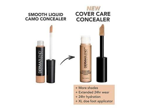 Dermablend Cover Care Full Coverage Concealer