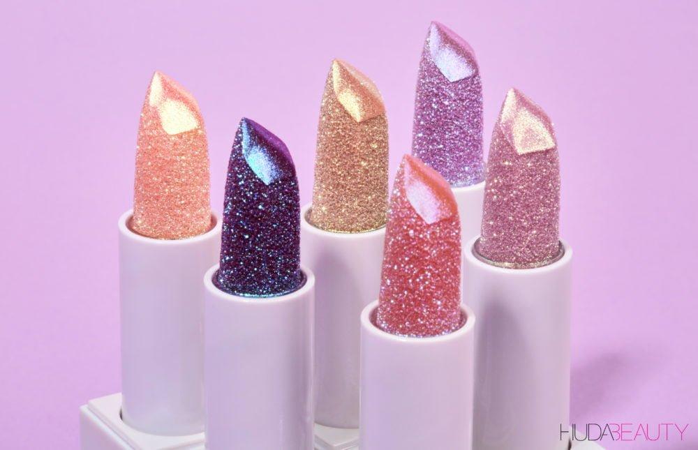 Huda Beauty Diamond Hydrating Balms