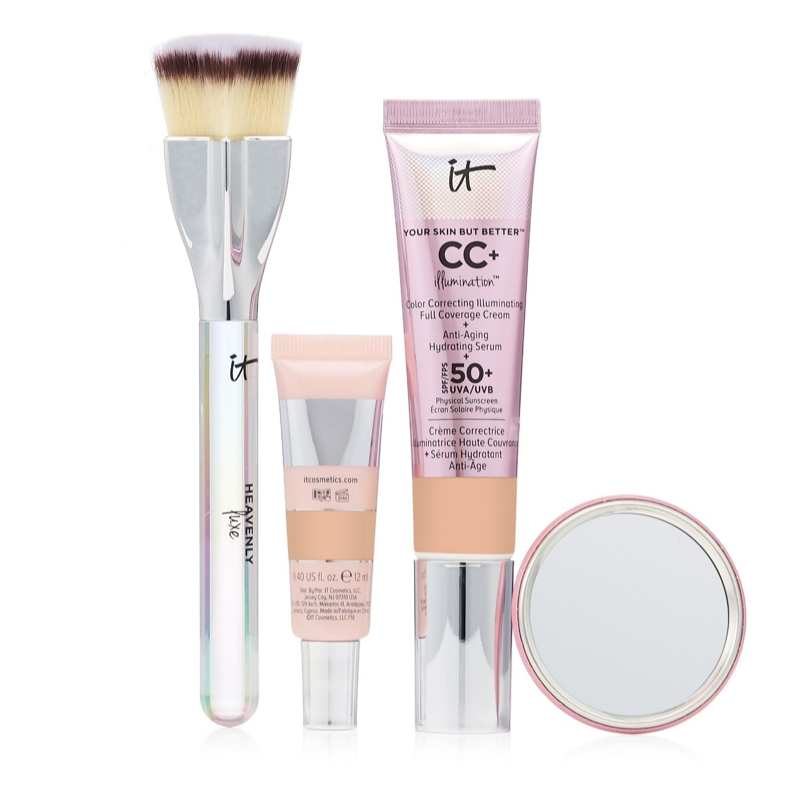 IT Cosmetics 3 Piece Superstar Glow Collection