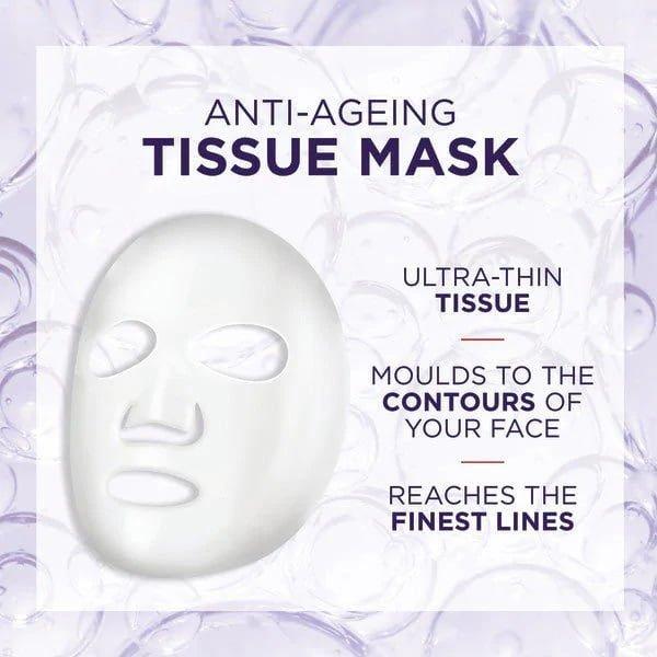 L'Oreal Paris Revitalift Filler Tissue Mask