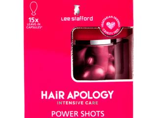 Lee Stafford Hair Apology Power Shots