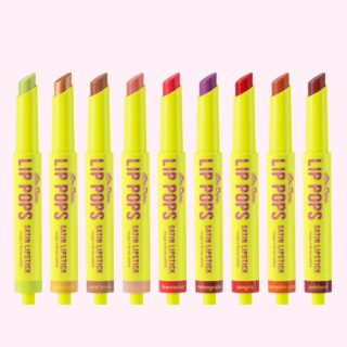Lime Crime Lip Pops Satin Lipstick Collection