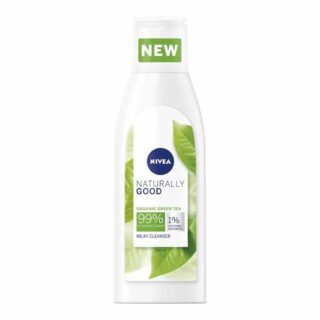 NIVEA Naturally Good Milky Face Cleanser