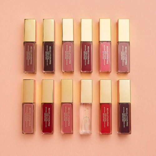 Revolution Pro Hydra Plump Lip Gloss Collection