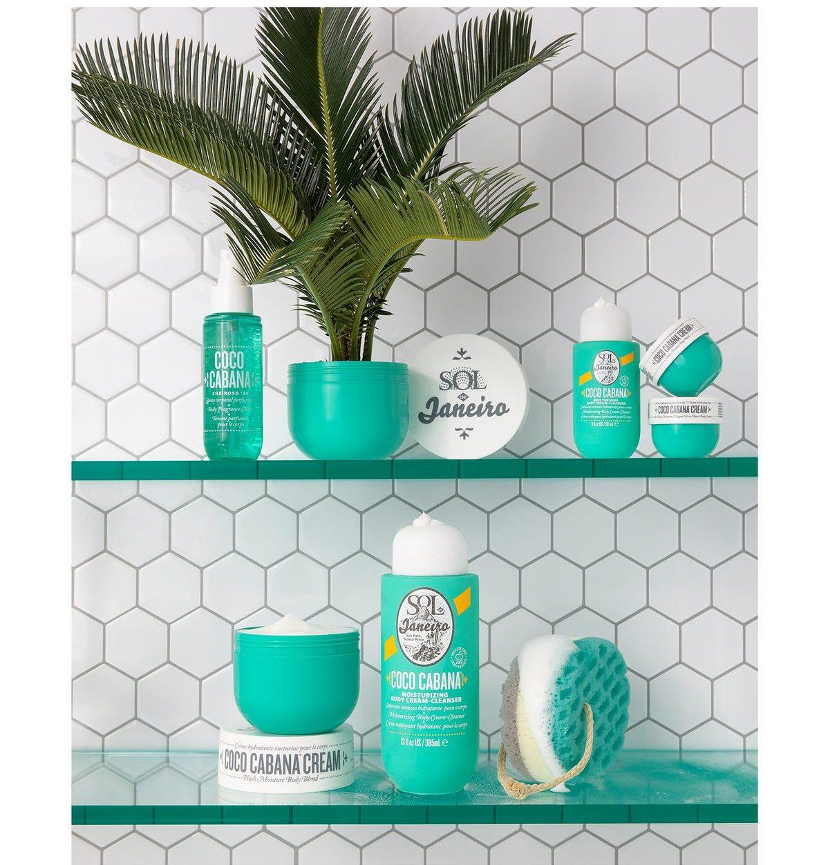 Sol de Janeiro Coco Cabana Moisturizing Body Cream Cleanser