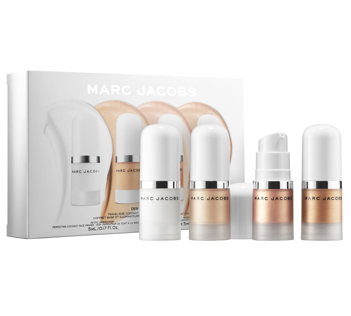 Marc Jacobs Dew Everything Set