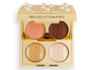 Revolution Pro Diamonds and Pearls Eyeshadow Palette