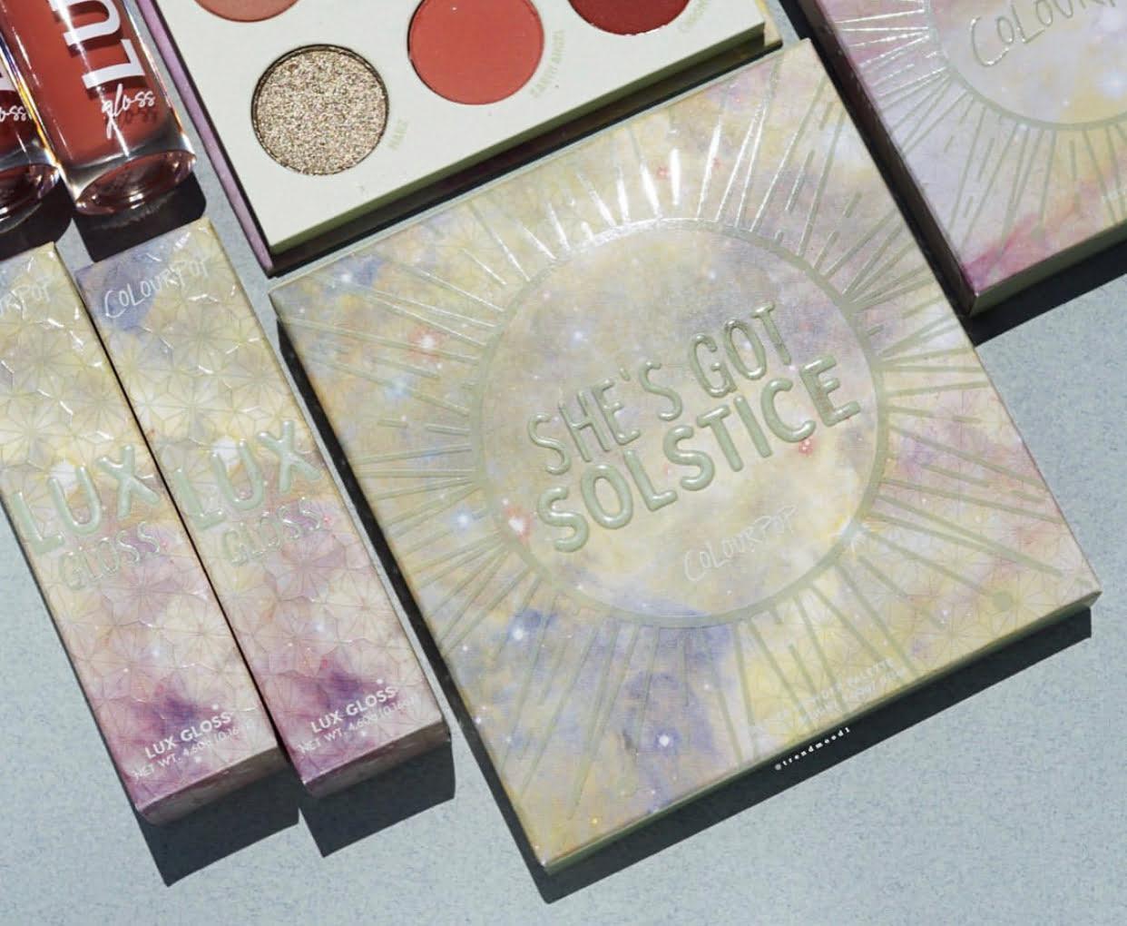 ColourPop She's Got Solstice Collection