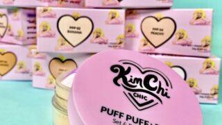 Kimchi Chic Puff Puff Pass Set and Bake Powder