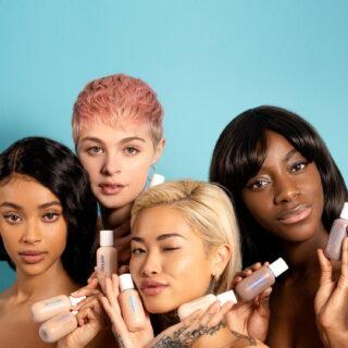 Lottie London Velvet Skin Tint Foundation