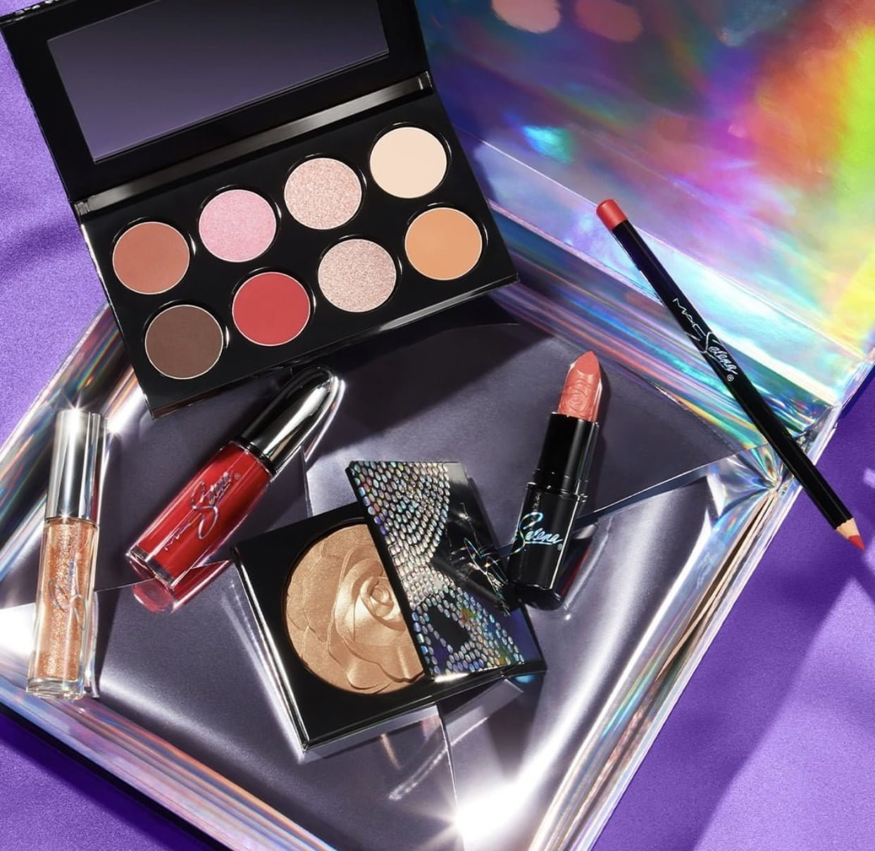 MAC Selena Makeup Collection Part Two   Selena La Reina Collection