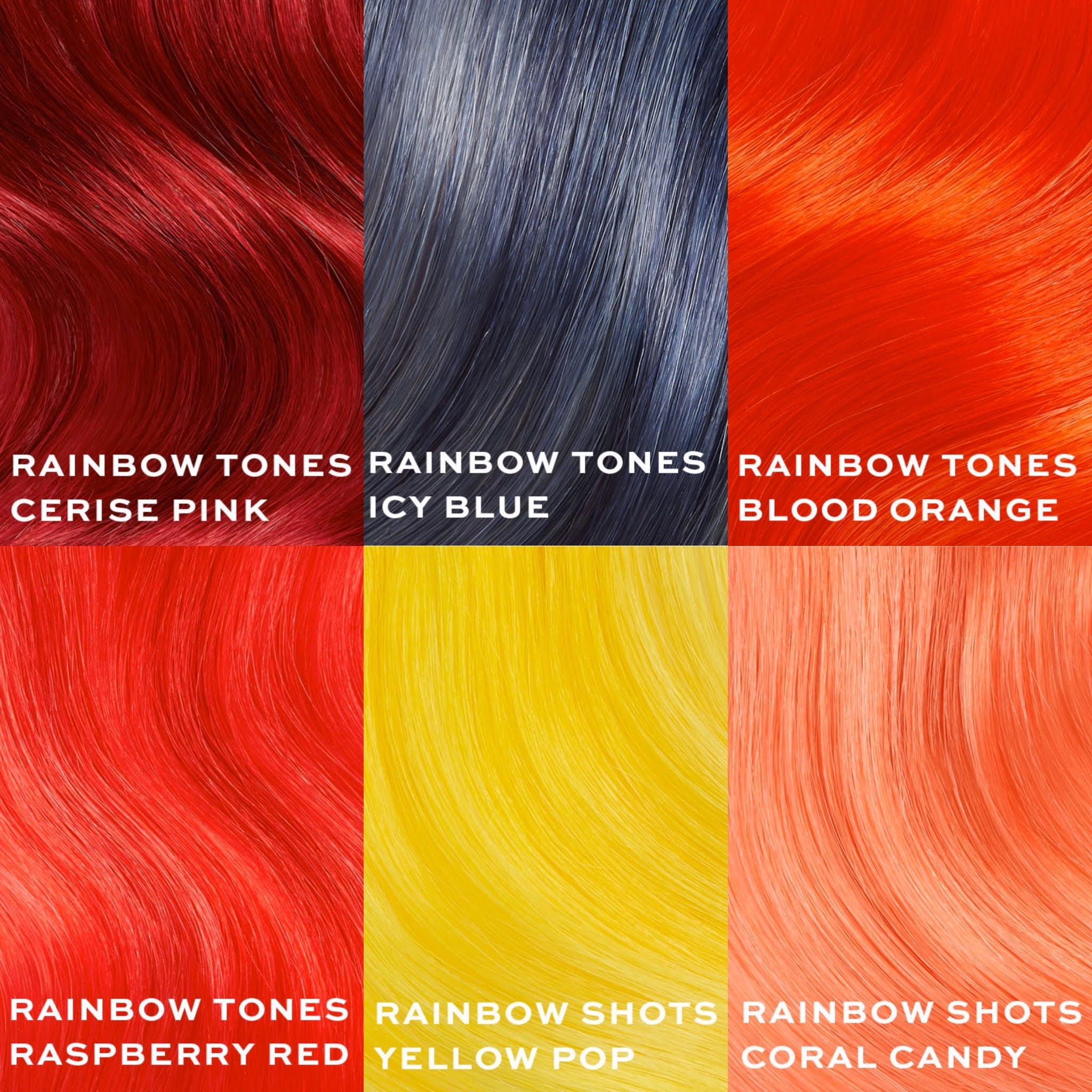 I Heart Revolution Rainbow Tones and Rainbow Shots Collection