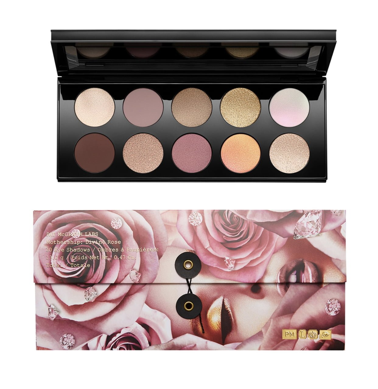 Pat McGrath Divine Rose Mothership Palette