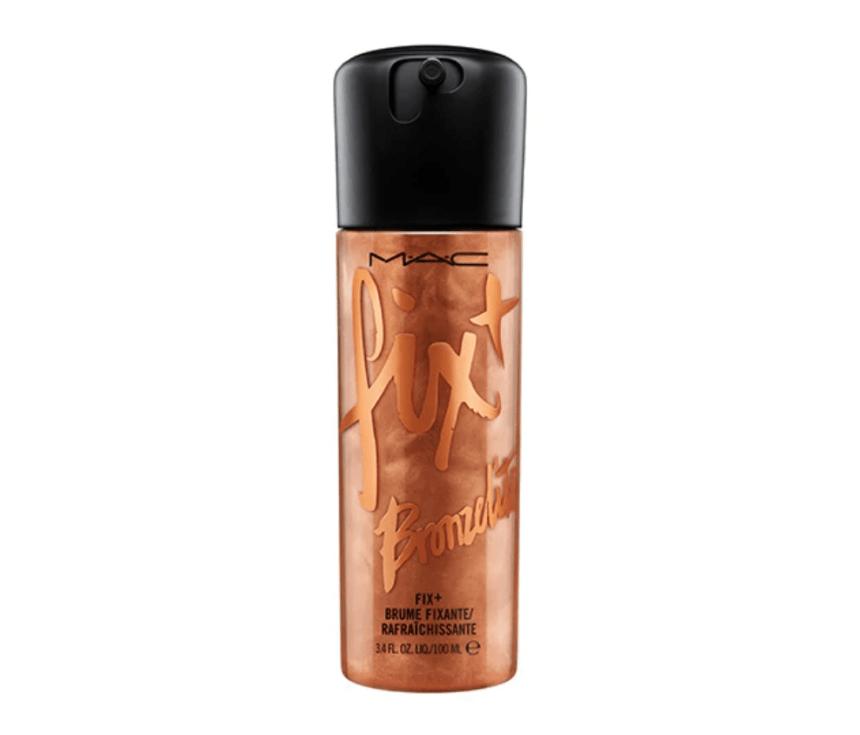 MAC Bronzelite Fix+ Shimmer Bronzing Spray