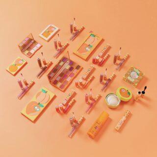I Heart Revolution Peach Collection