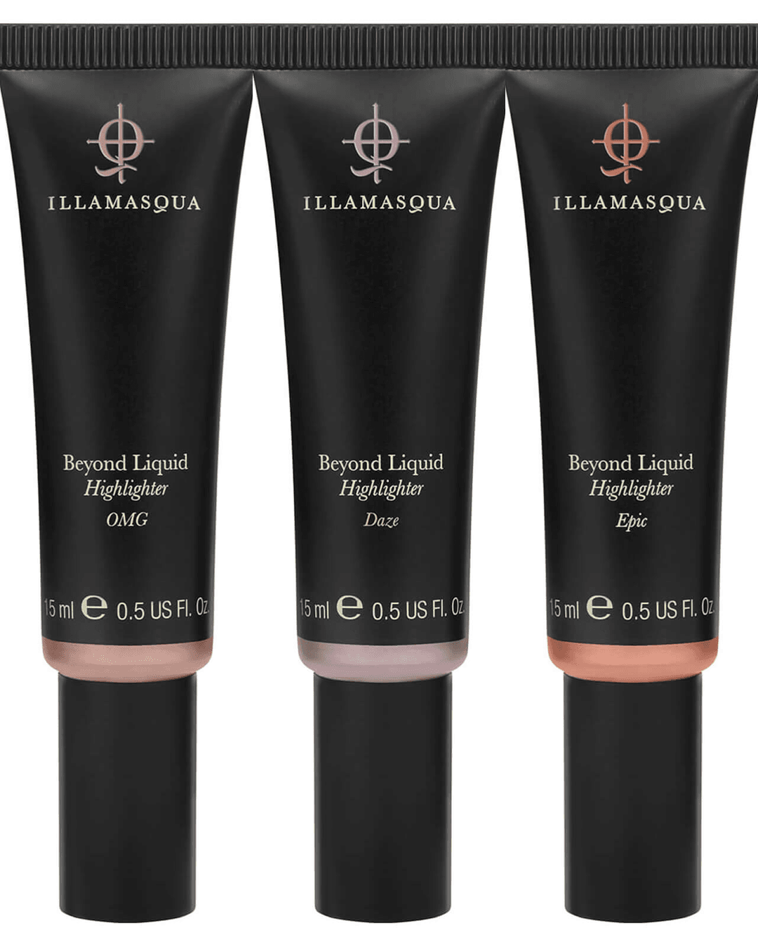 Illamasqua Beyond Liquid Highlighter Collection