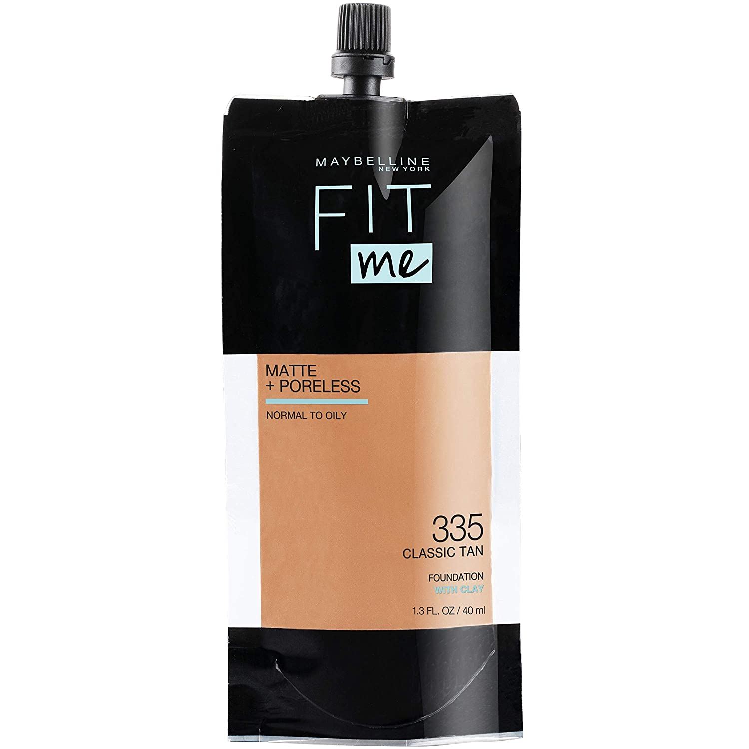 Maybelline Matte + Poreless On The Go Foundation Pouch