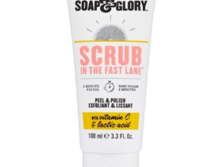 Soap & Glory Scrub In The Fast Lane Polish and Peel