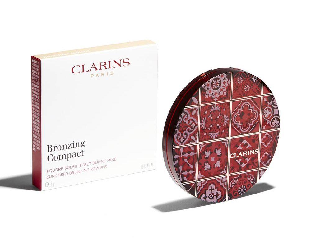 Clarins Healthy Glow Bronzing Powder 2020
