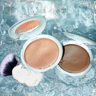 Tarte Breezy Blender Cream Bronzer Brush