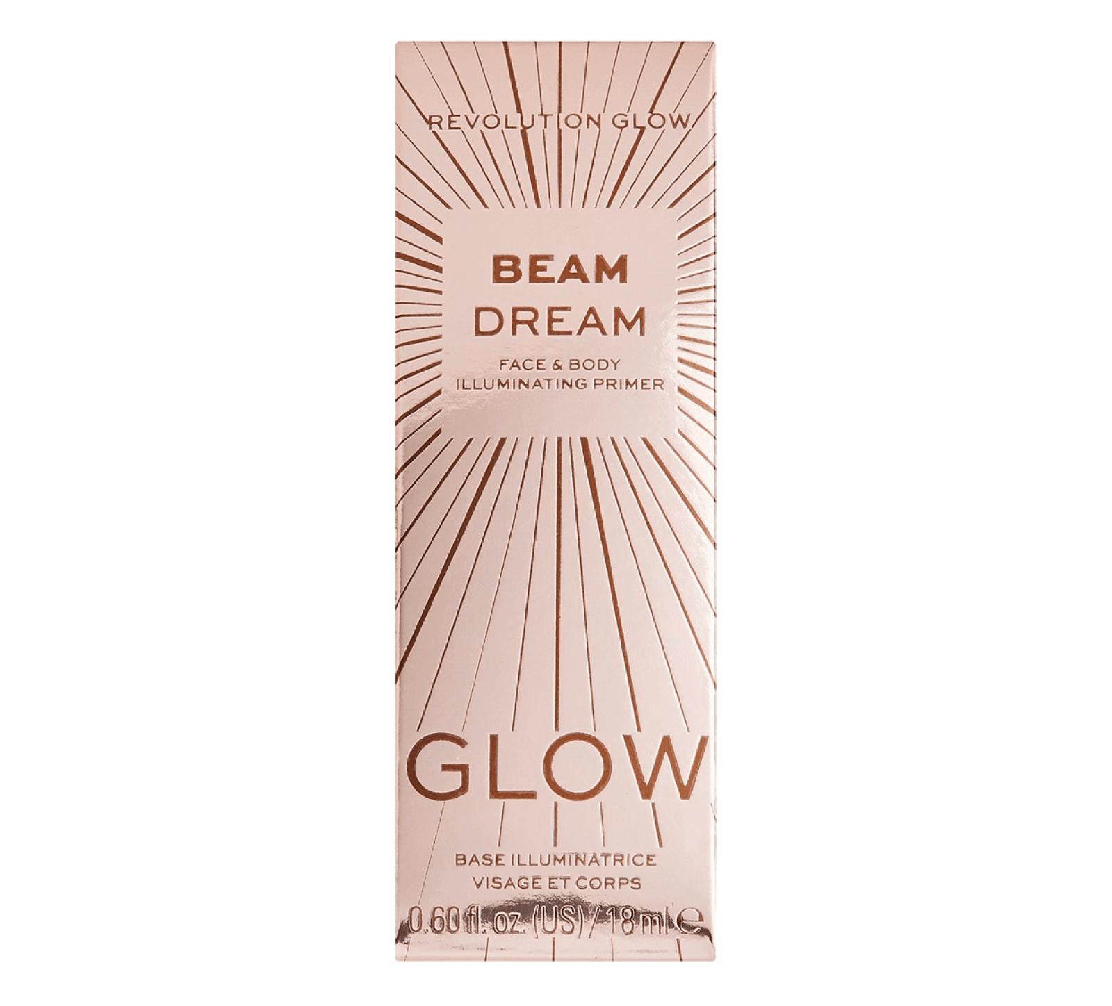 Revolution Beam Dream Face and Body Illuminating Primer