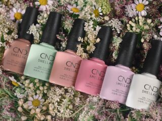 CND Vinylux English Garden Collection