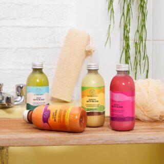 The Body Shop Bath Blend Collection